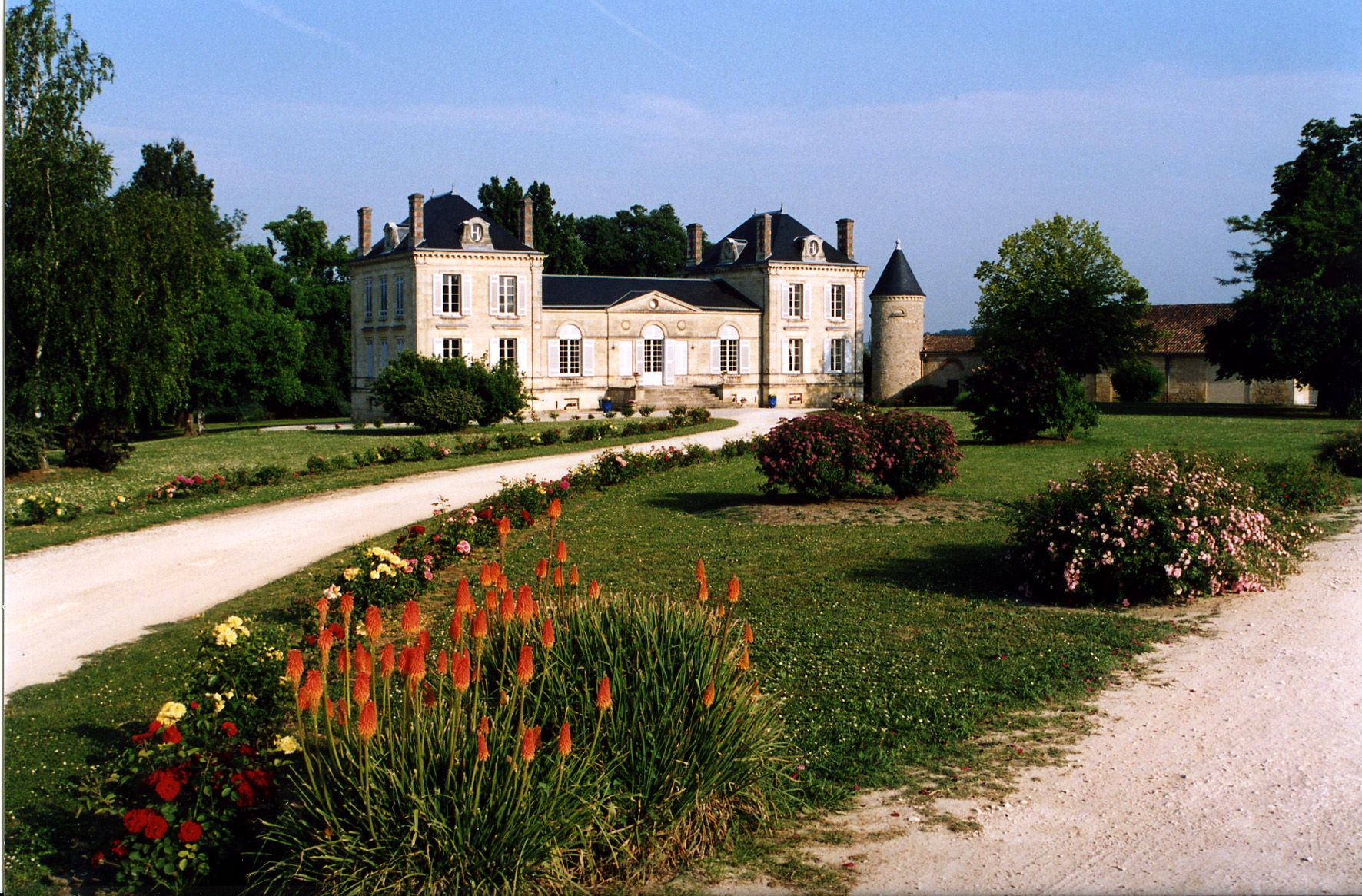 Bed And Breakfast Bordeaux Chateau