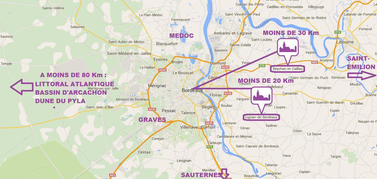 Bordeaux Et Sa Region